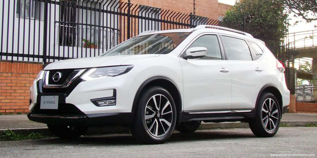 75 The Best Nissan X Trail 2020 Colombia First Drive