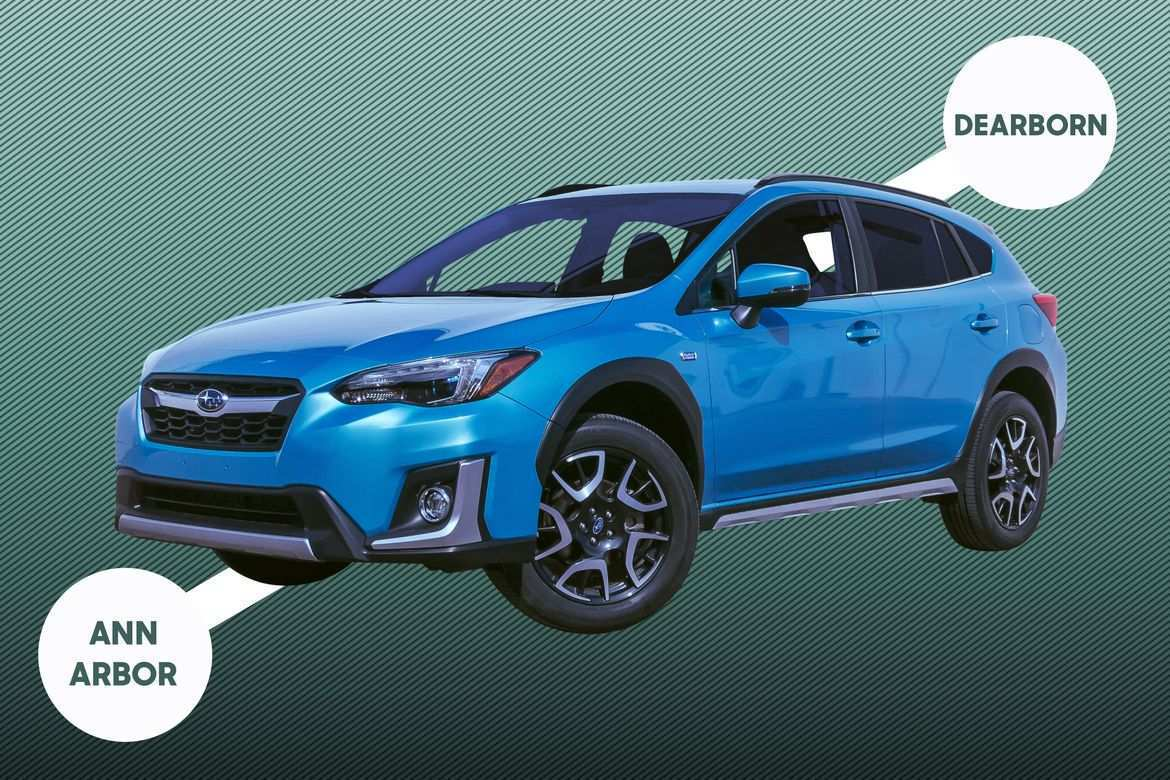 75 The Best Subaru Electric Car 2019 Photos