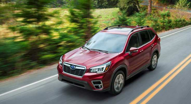 75 The Best Subaru Forester 2019 Hybrid Release Date And Concept