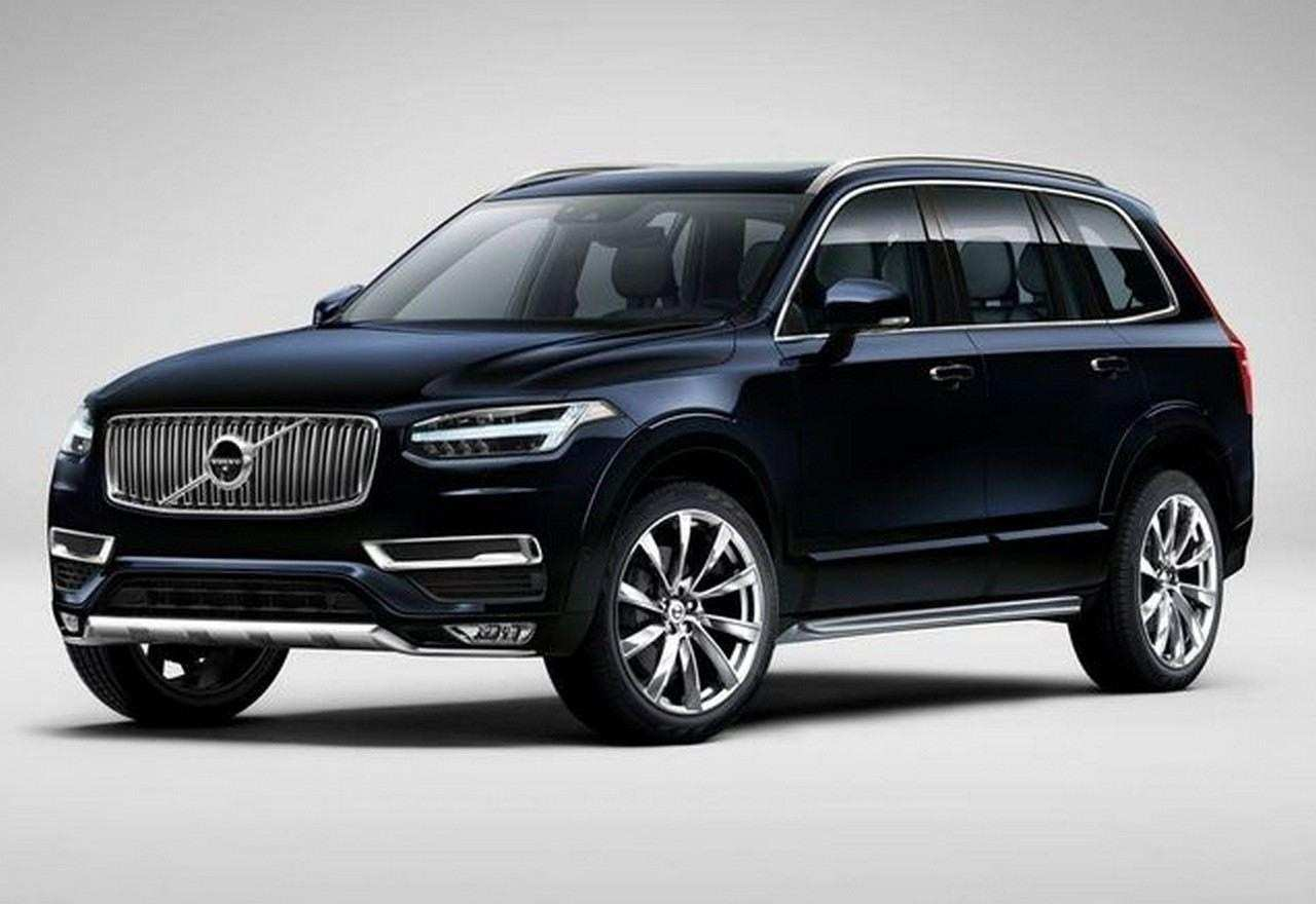 75 The Best Volvo Cx90 2019 Release Date