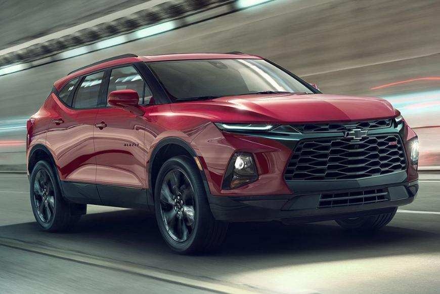 75 The Chevrolet Blazer Xl 2020 Style