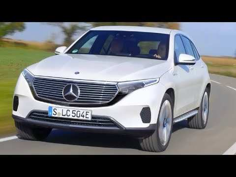 75 The Mercedes Benz Eqc 2019 Concept and Review
