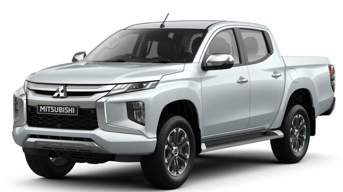 75 The Mitsubishi Triton 2020 Performance