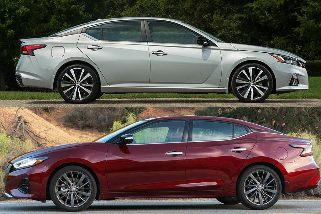75 The Nissan Altima 2019 Images