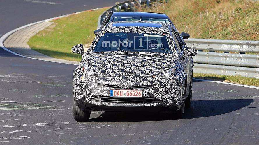 75 The Spy Shots Toyota Prius Images