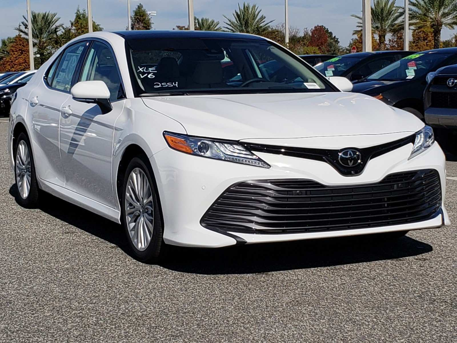 75 The Toyota Xle 2019 Ratings