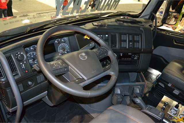 75 The Volvo Truck 2019 Interior Price And Release Date