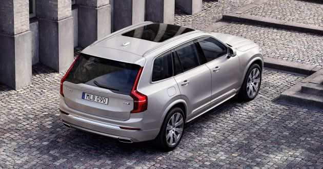 75 The Volvo Xc90 Hybrid 2020 Engine