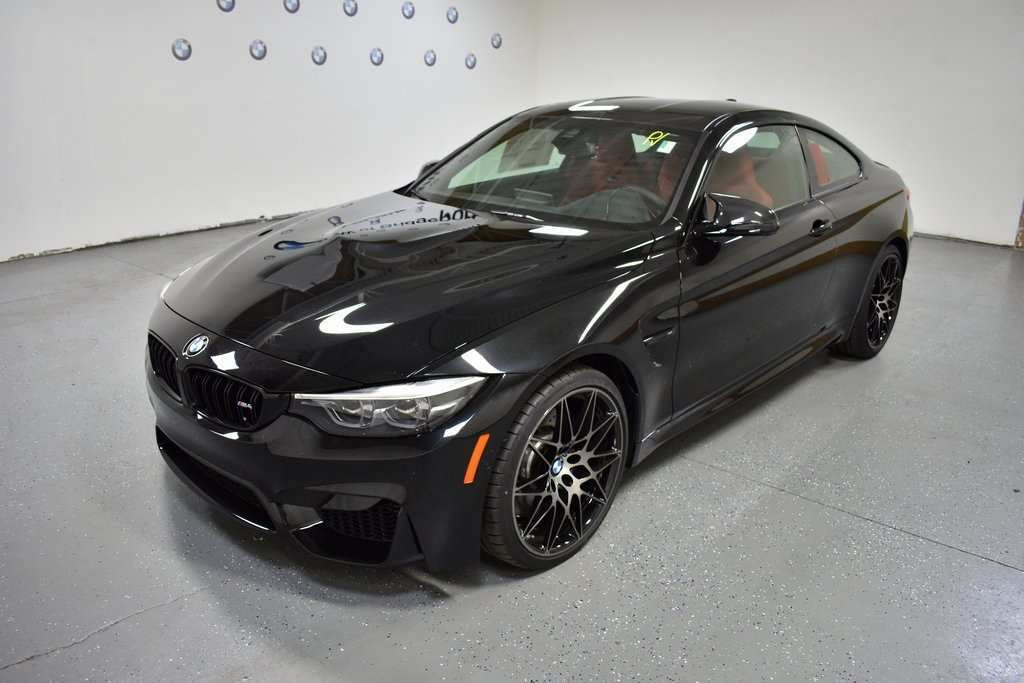 76 A 2019 BMW M4 Colors Wallpaper