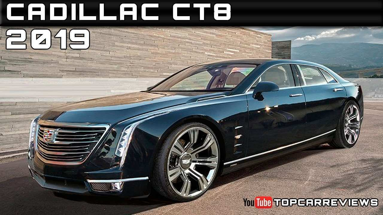 76 A 2019 Cadillac Eldorado Redesign And Concept