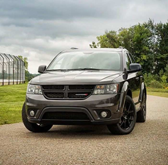 76 A 2019 Dodge Journey Srt New Review