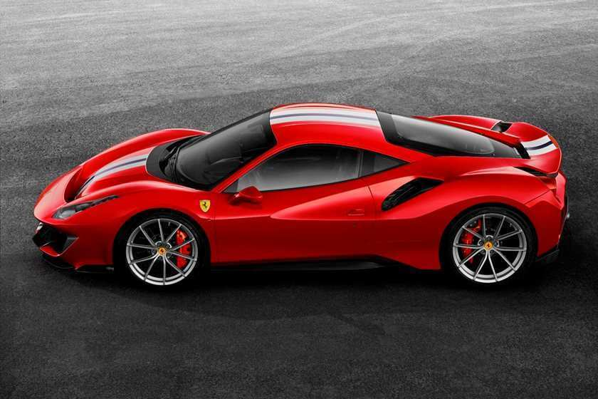 76 A 2019 Ferrari 488 Pista Price Performance And New Engine