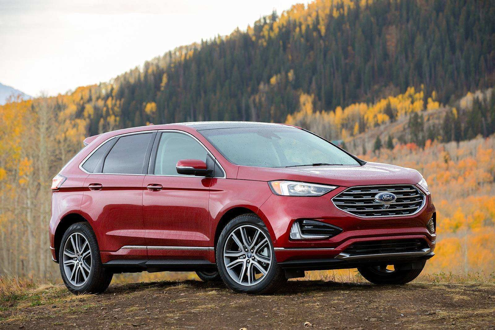 76 A 2019 Ford Edge Sport Redesign And Review