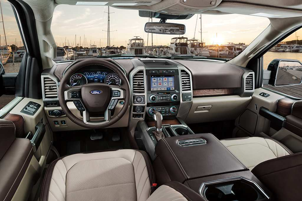 76 A 2019 Ford Lobo Performance And New Engine