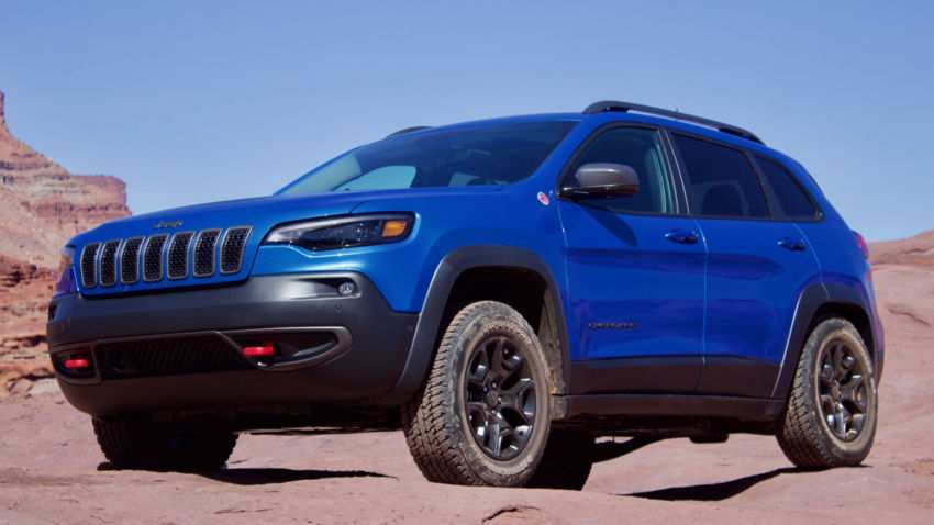 76 A 2019 Jeep Trail Hawk Overview