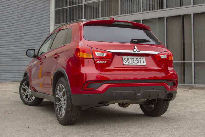 76 A 2019 Mitsubishi Asx Review