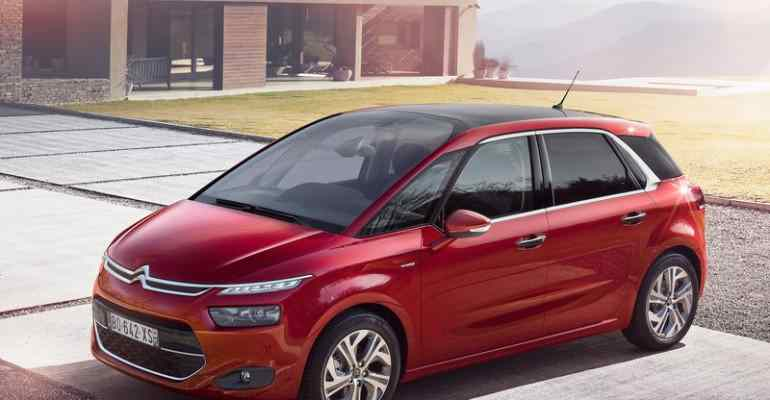 76 A 2019 New Citroen C4 Rumors