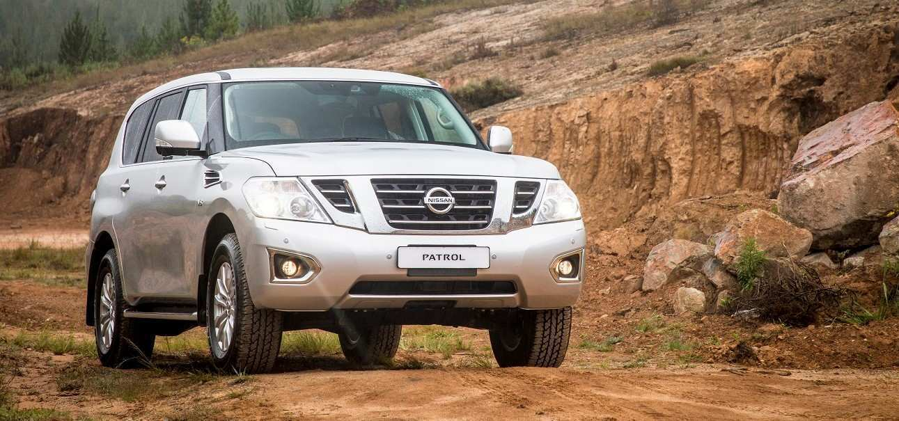 76 A 2019 Nissan Patrol Diesel Redesign And Review