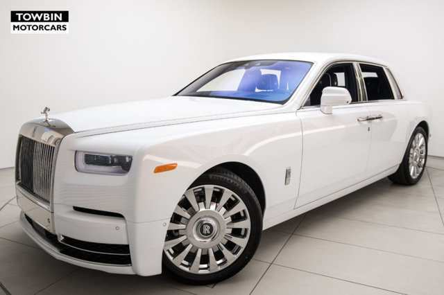 76 A 2019 Rolls Royce Phantoms Model