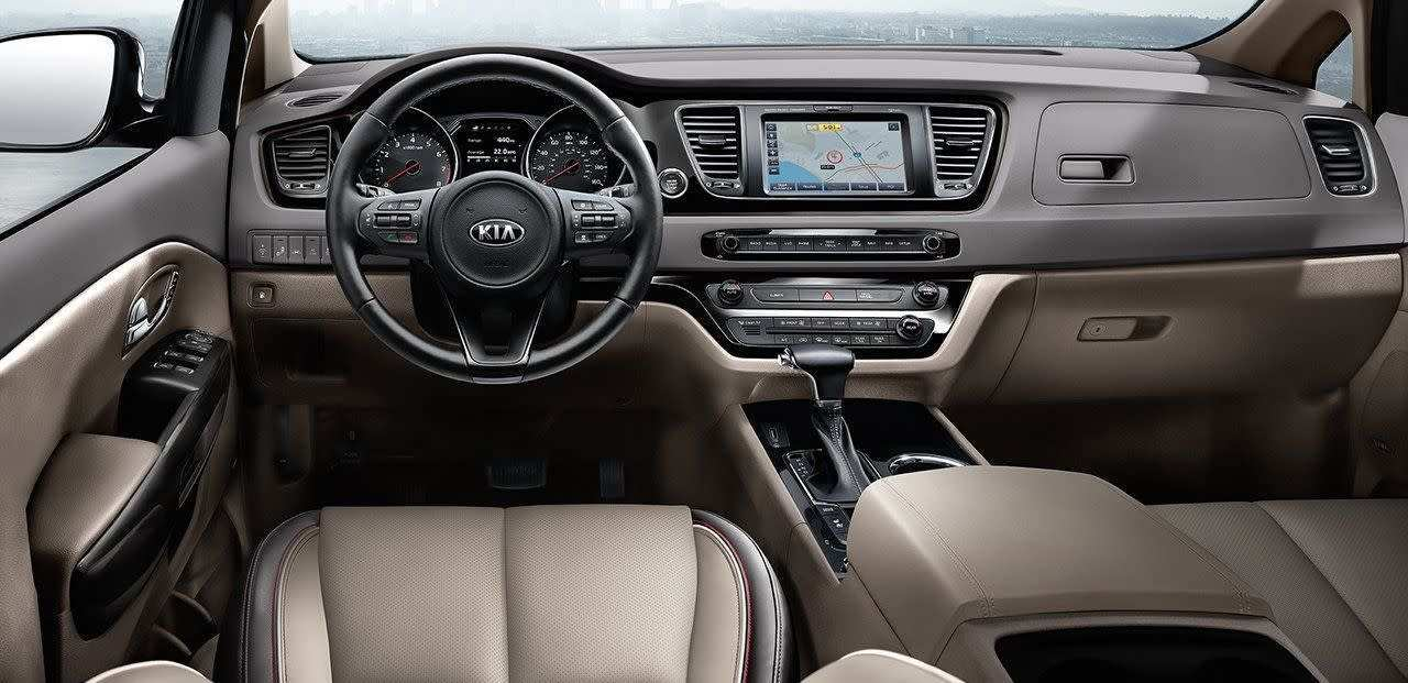 76 A 2019 The All Kia Sedona Interior