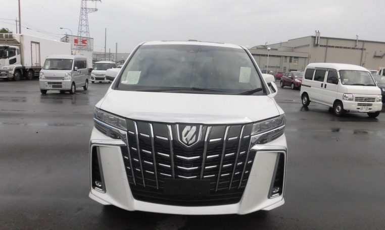 76 A 2019 Toyota Alphard Pricing