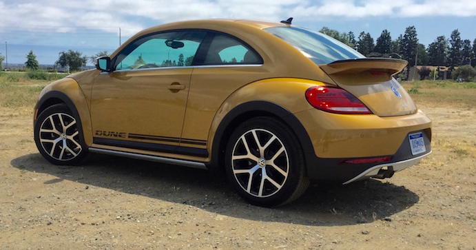 76 A 2019 Vw Beetle Dune Performance And New Engine
