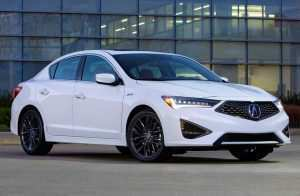 76 A 2020 Acura ILX Images
