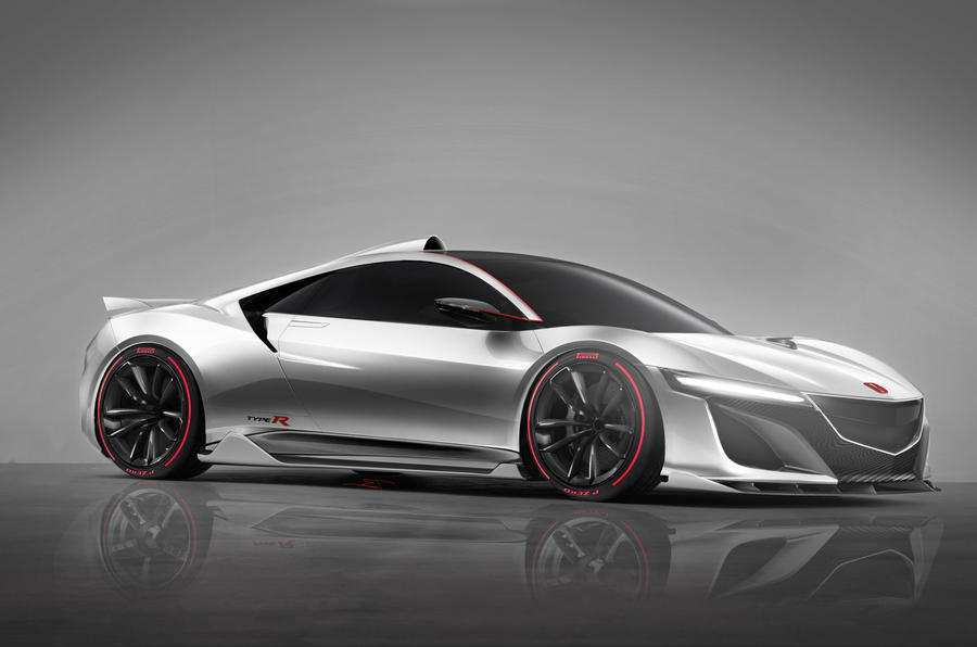 76 A 2020 Acura NSX Ratings