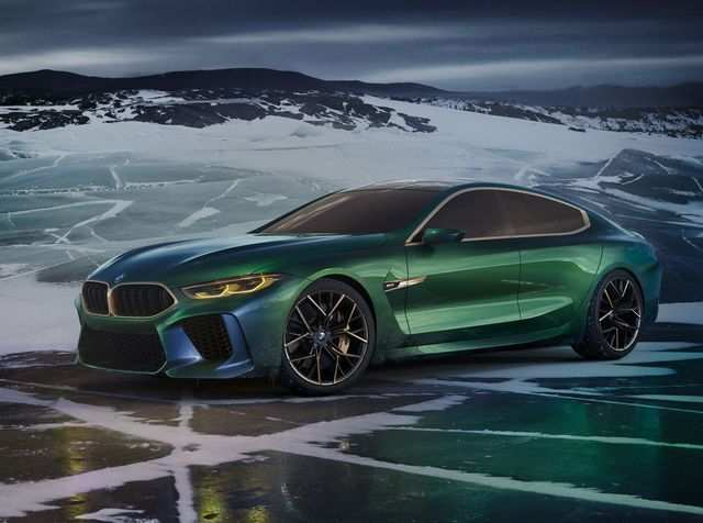 76 A 2020 BMW M8 Price And Review
