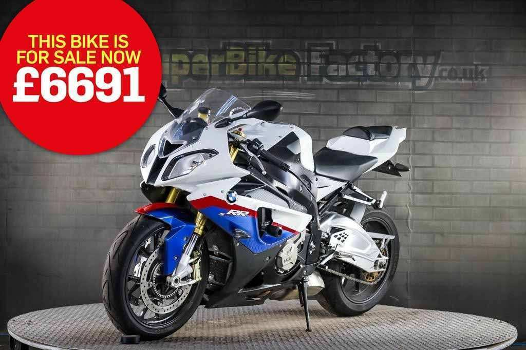 76 A 2020 BMW S1000Rr Photos