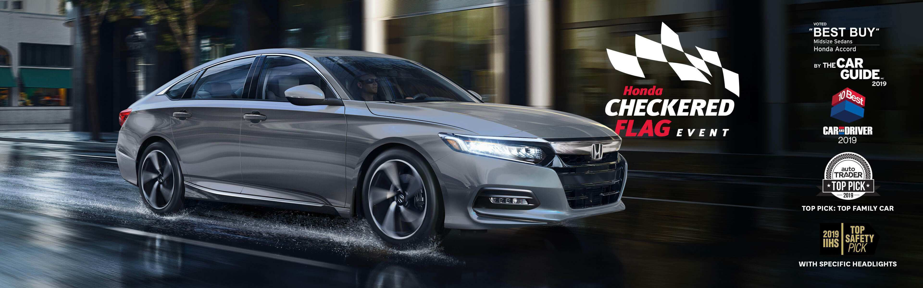 76 A 2020 Honda Accord Sedan Picture
