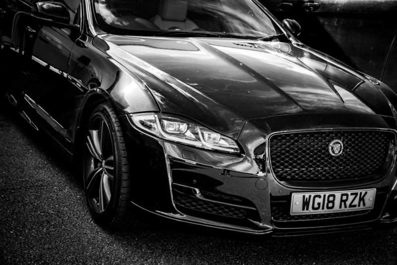 76 A 2020 Jaguar XJ Overview