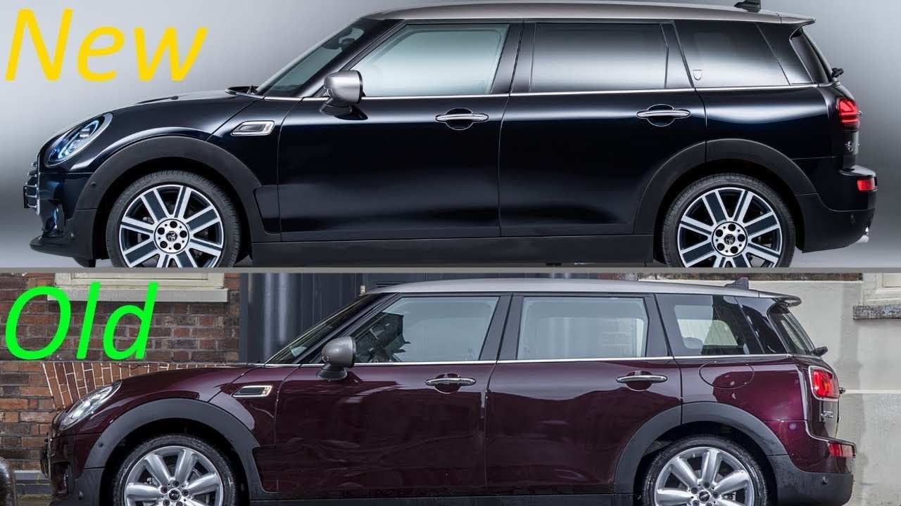 76 A 2020 Mini Clubman Configurations