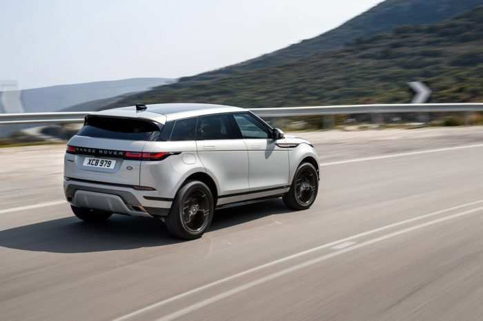 76 A 2020 Range Rover Evoque Xl Price And Review