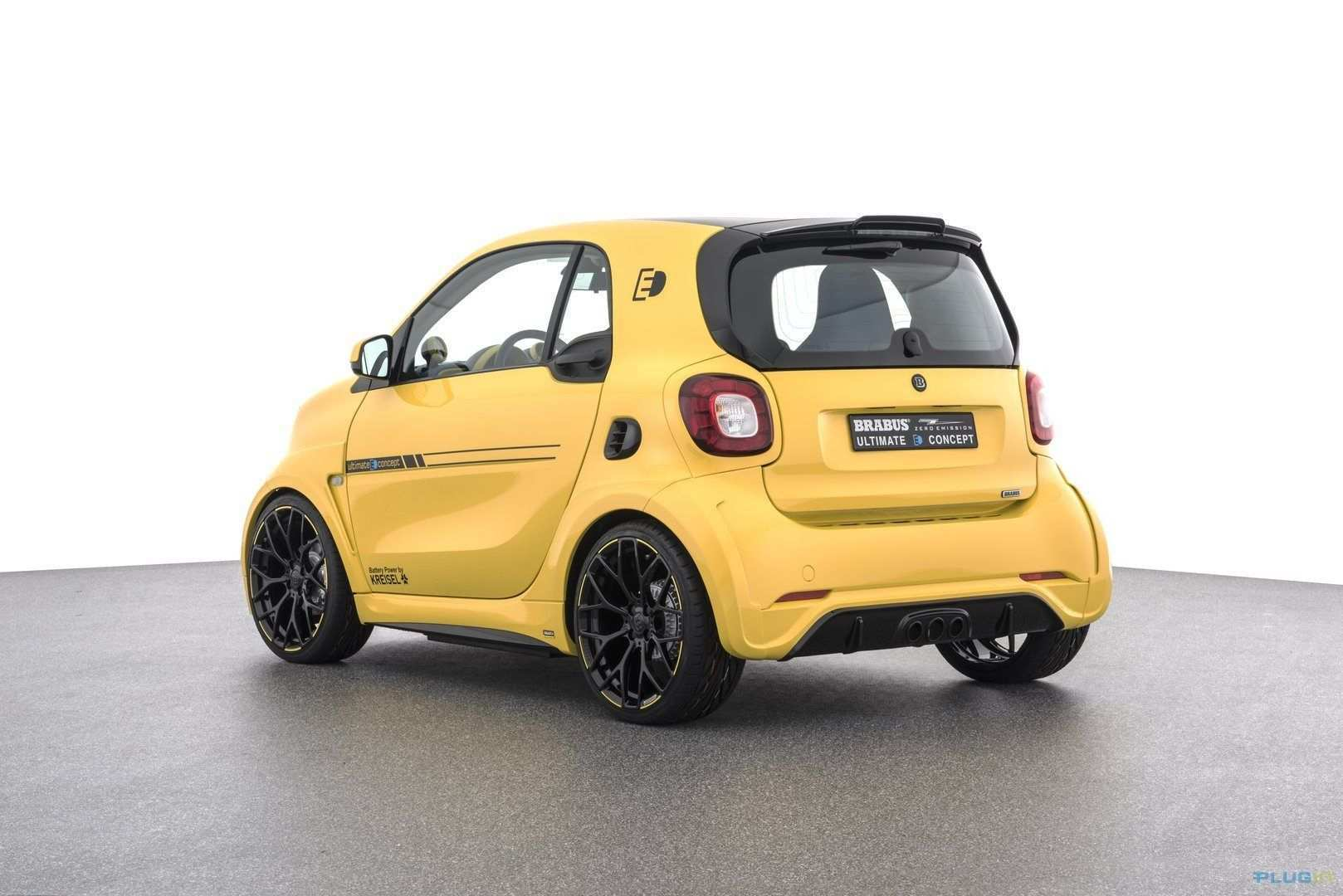 76 A 2020 Smart Fortwo Picture