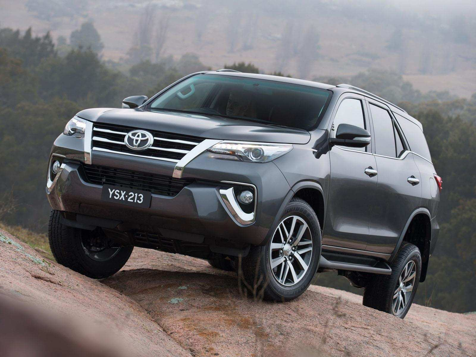 76 A 2020 Toyota Fortuner Price
