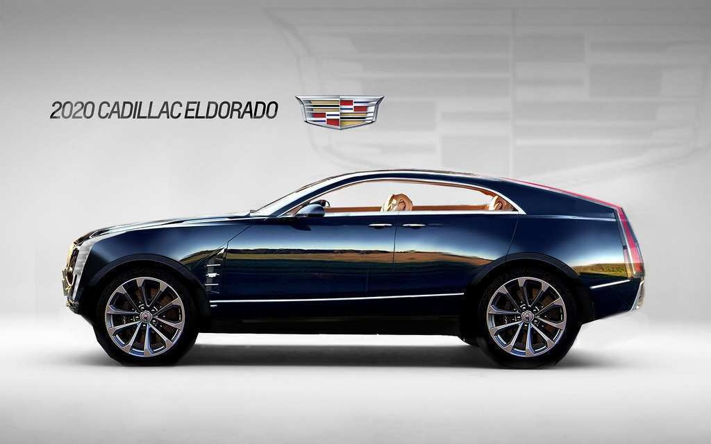 76 A Cadillac Eldorado 2020 Exterior And Interior