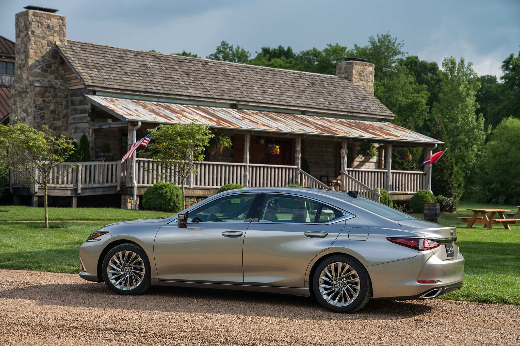 76 A Lexus Es 2019 Vs 2018 Price