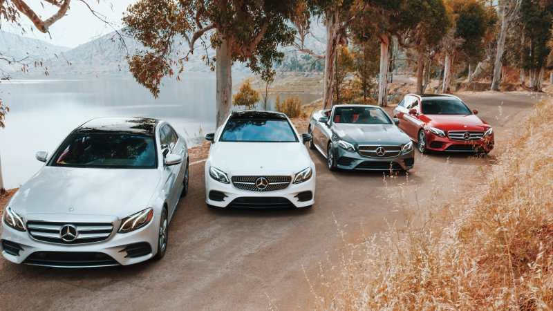 76 A Mercedes 2019 E450 Performance And New Engine
