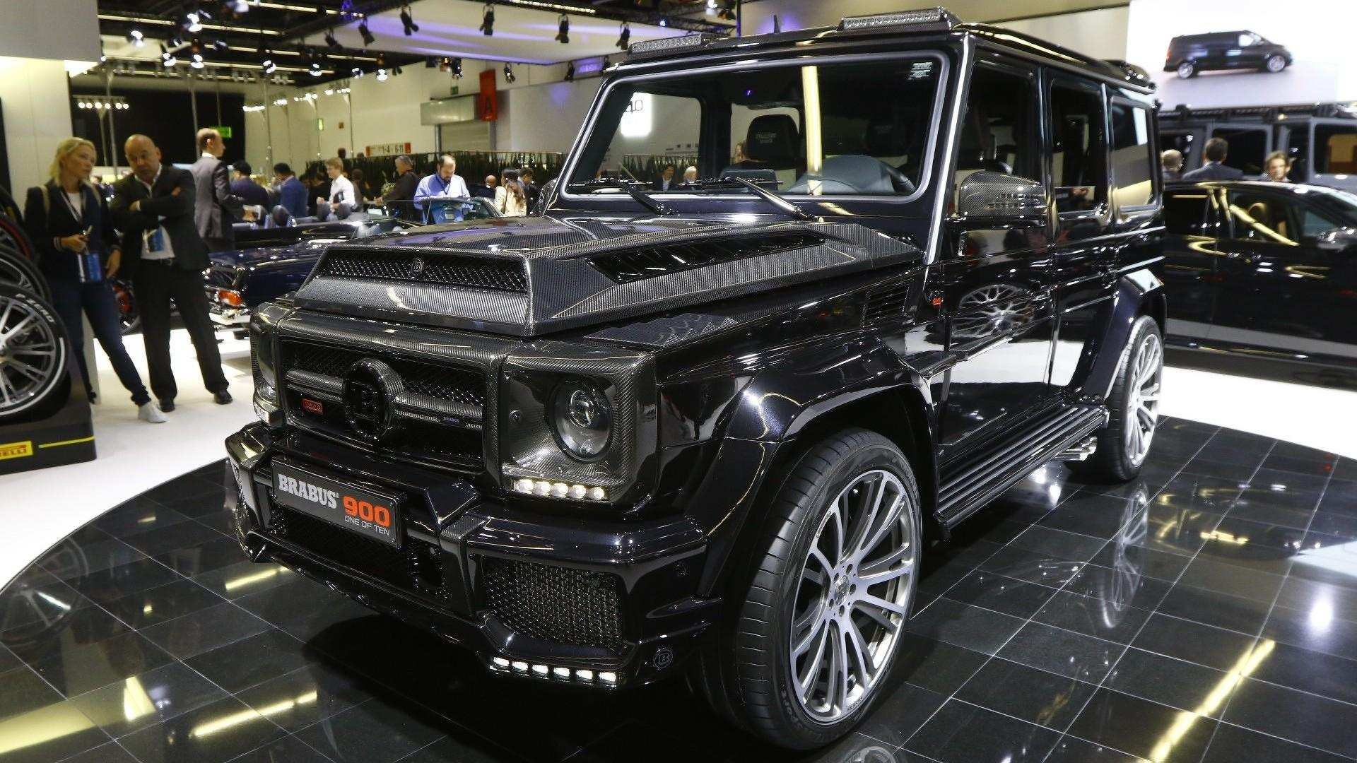 76 A Mercedes Brabus 2019 Specs And Review