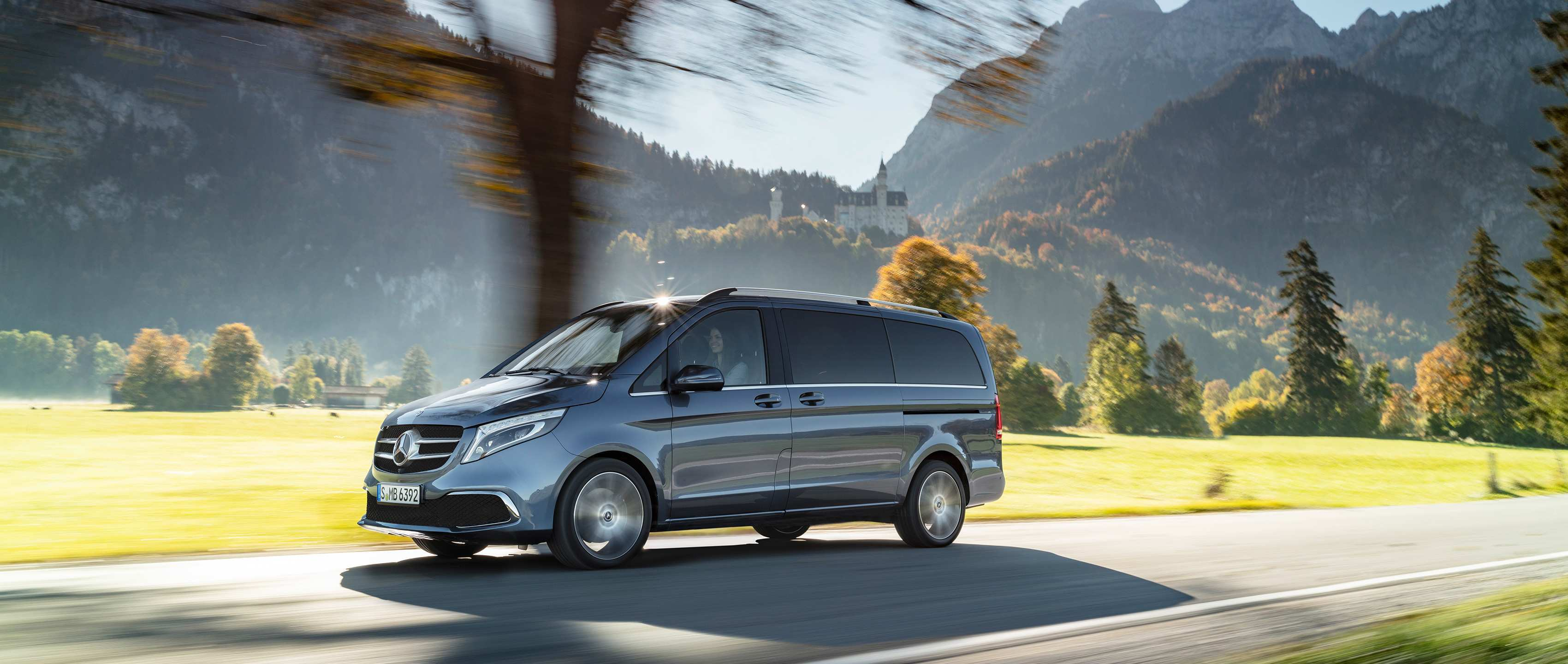 76 A Mercedes V Klasse 2019 Ratings
