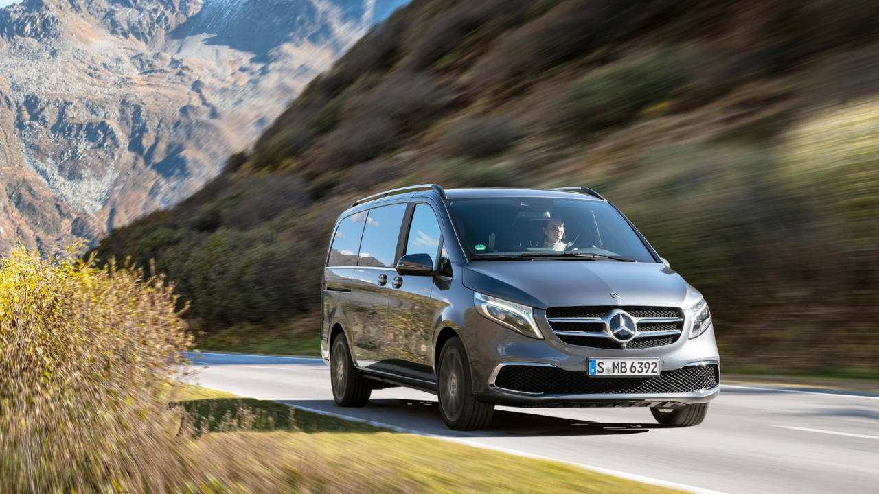 76 A Mercedes V Klasse 2019 Rumors