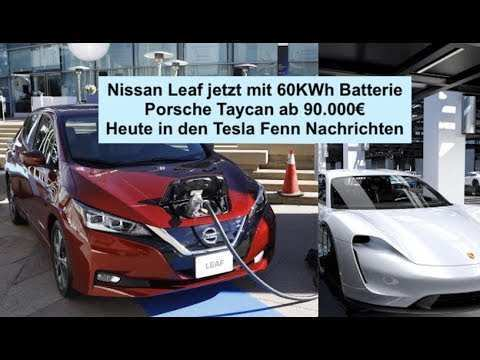76 A Nissan Leaf 2019 60 Kwh Concept