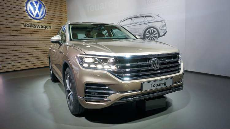 76 A Volkswagen 2019 Touareg Price Price And Release Date
