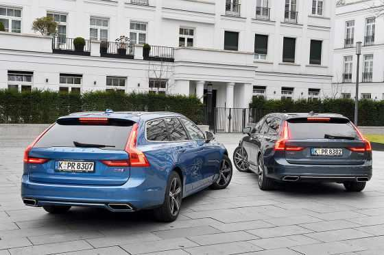 76 A Volvo V90 Price And Review