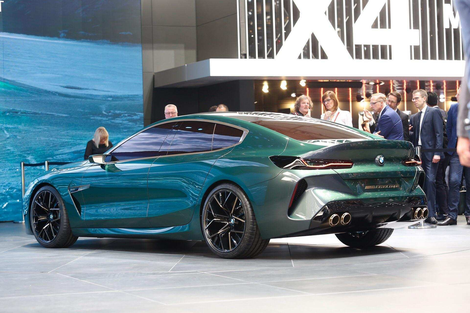 76 All New 2019 BMW M8 Concept