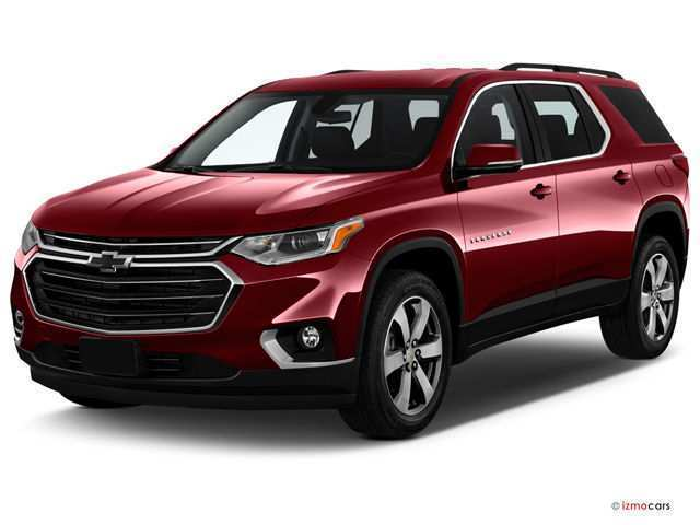 76 All New 2019 Chevrolet Traverses Redesign