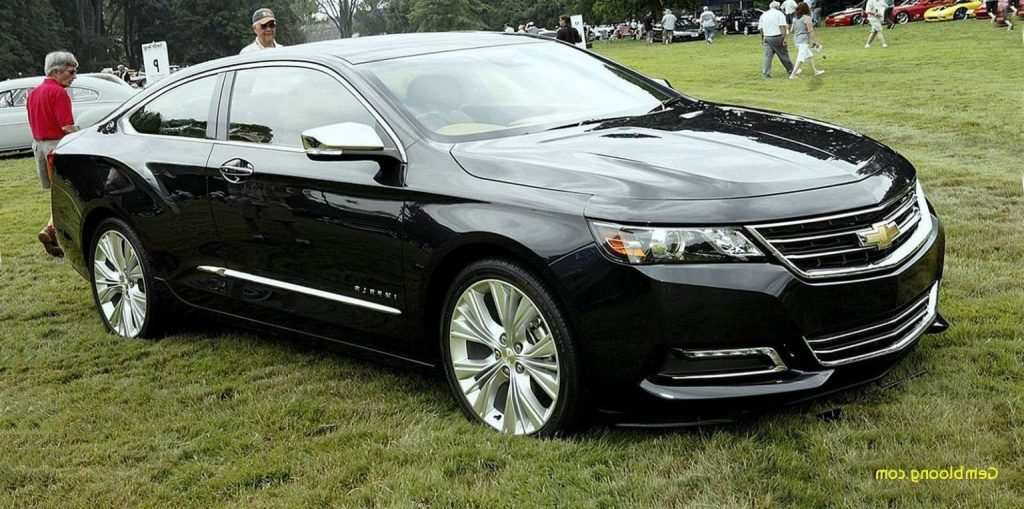 76 All New 2019 Chevy Impala SS Configurations