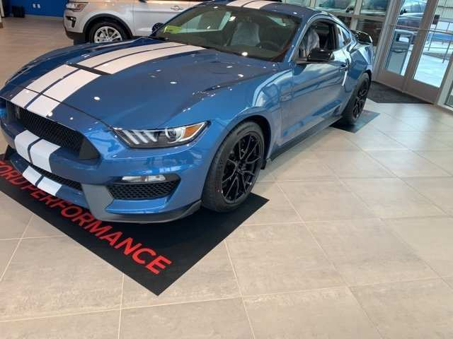 76 All New 2019 Ford GT350 Speed Test