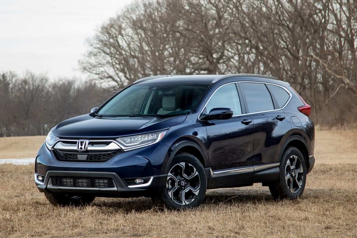 76 All New 2019 Honda CRV Redesign and Concept